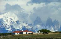 Hotel near Torres del Paine