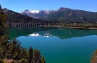Lac Filo Hua Hum, Patagonie