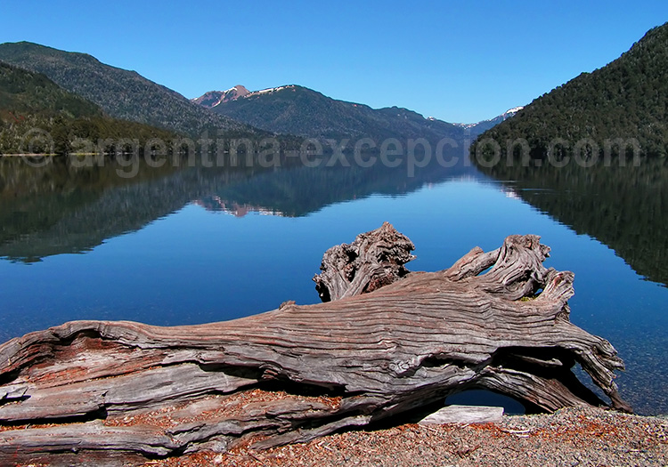 Lago Hermoso, Patagonie