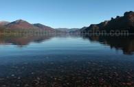 Lac Lolog, Patagonie