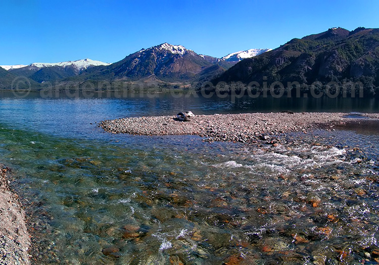 Lac Meliquina, Patagonie