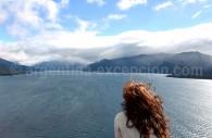 Mirador del Viento, lac Traful