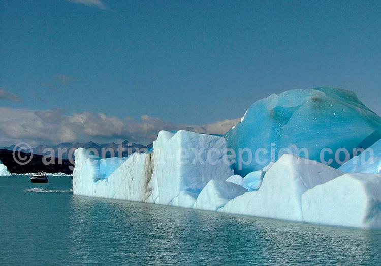 Navigation lago Argentino