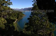 Lago Filo Hua Hum, Patagonia