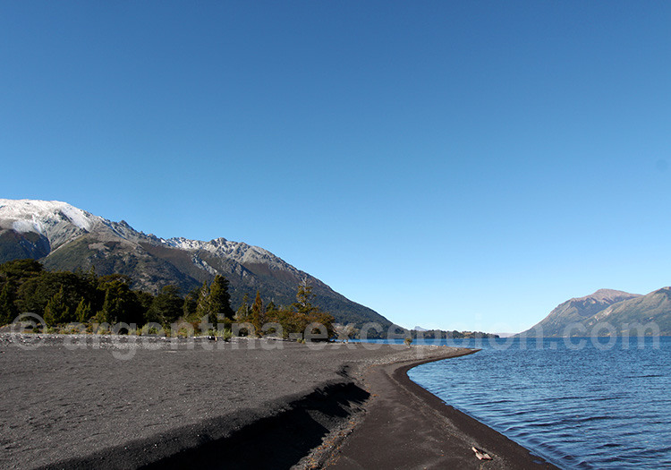 Lac Huechulafquen, Patagonie