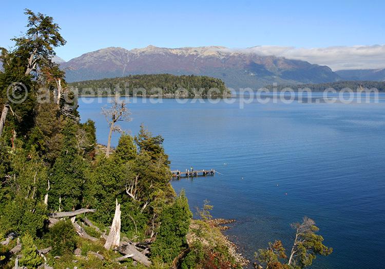 Lago Nahuel Huapi, Patagonie