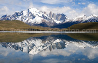 Laguna Verde, Torres del Paine