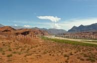 Les vallées Calchaqui, Nord-Ouest Argentin