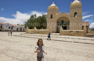 L'église de Molinos