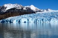 Le glacier Perito Moreno, près de El Calafate