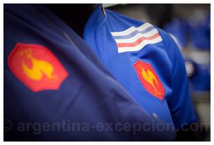 maillot du XV de France