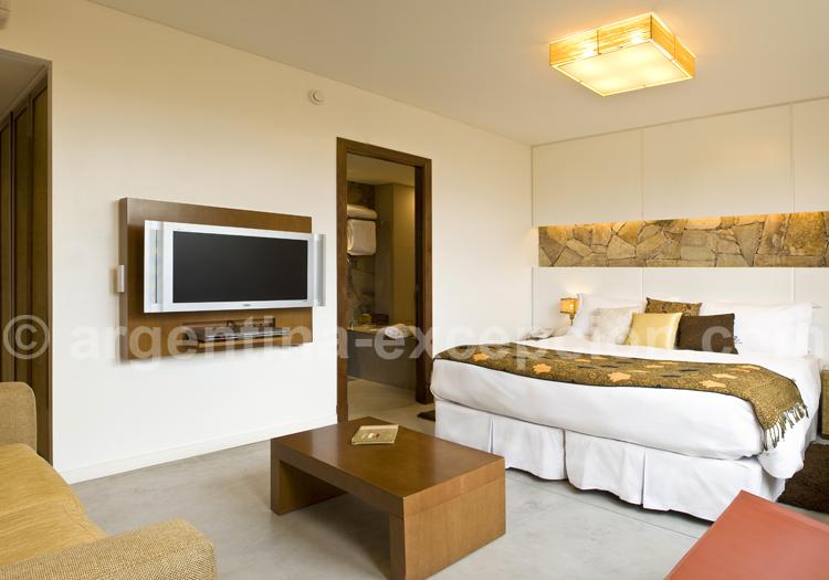 Suite, Hôtel Mine
