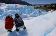 Trekking en el Perito Moreno, El Calafate