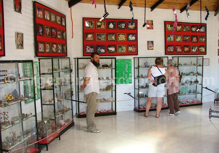 Musée des Sciences Naturelles, San Agustín del Valle Fértil