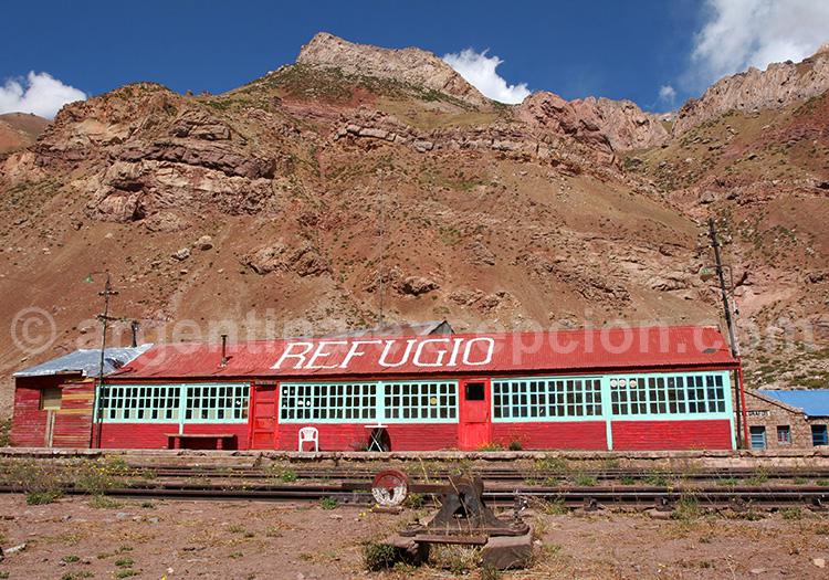 Musée ferroviaire, pont de l'Inca