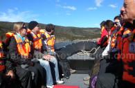 Navegación en Patagonia