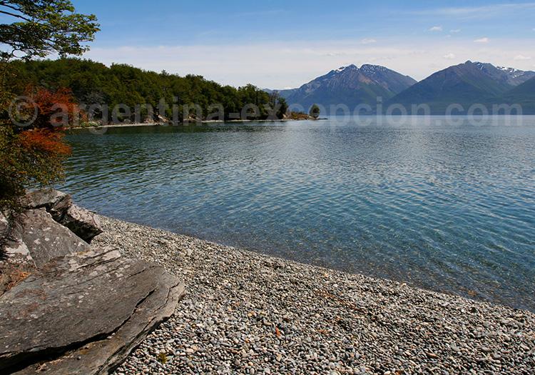 Lac Fargnano, Terre de Feu