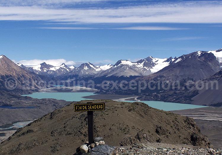 Lac Belgrano, parc national Perito Moreno