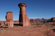 El Totem et La Torre, Talampaya