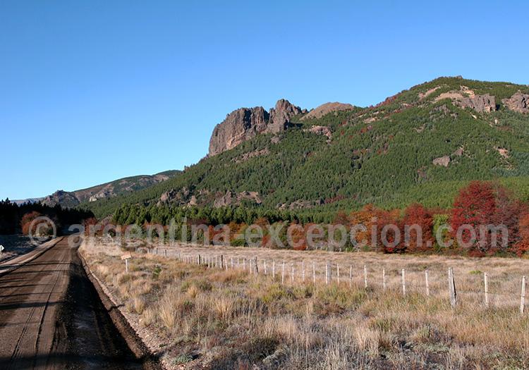 Paso de Córdoba, Patagonie