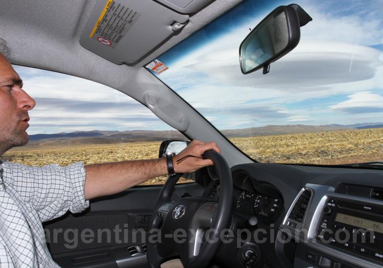 Voyage sur la route 40, en Patagonie australe