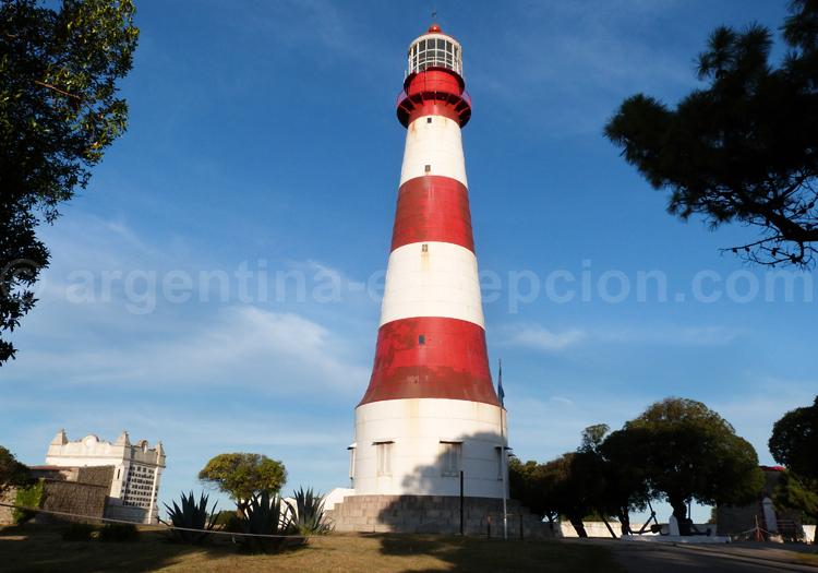 Le phare de Mar del Plata