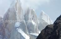 Vue du Cerro Fitz Roy, El Chaltén