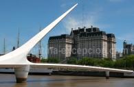 Puente de la Mujer, Buenos AiresPuente de la Mujer, Buenos Aires