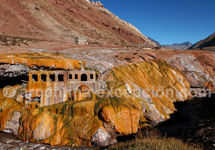 Pont del Inca, Route 7