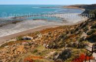 Punta Delgada, Patagonie