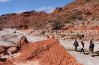 Quebrada de Acsibi, Seclantas