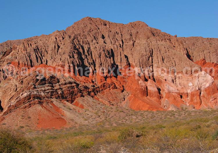 Quebrada de Las Conchas, Cayafate