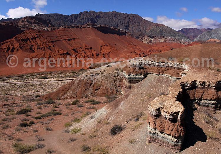 Quebrada de las Conchas, Cafayate
