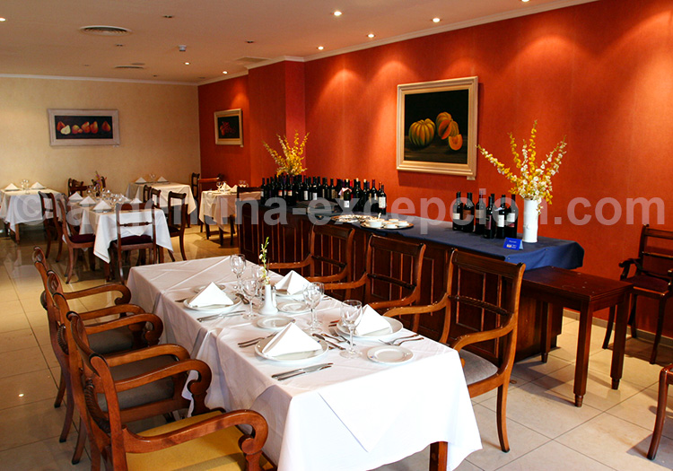 Restaurant Le Torrontés, La Rioja