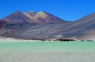 Laguna de Tara, Chili
