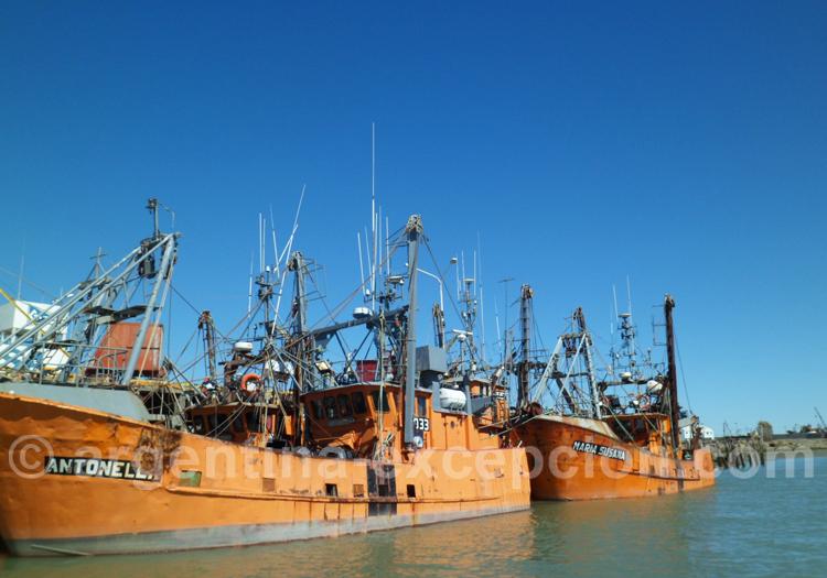Port de Rio Gallegos, Santa Cruz