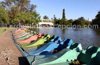 Jardín del Rosedal, Palermo, Buenos Aires