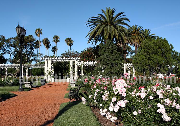 Jardin du Rosedal, Palermo