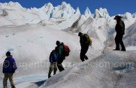 Excursion sur le Perito Moreno, El Calafate