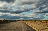 Sur la route 40 en Patagonie australe