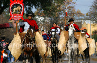 General Guemes anniversary in Salta, June 17th