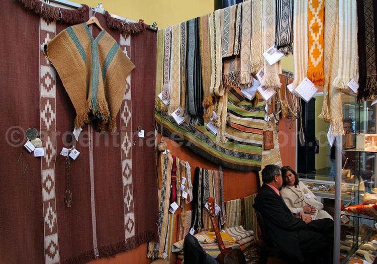 L'artisanat de Puerto Madryn