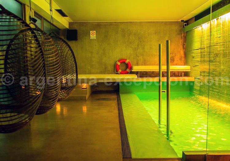 Hotel Mansion Vitraux, Spa