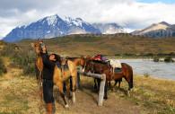 Gauchos de Torres del Paine