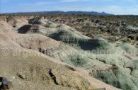 Ischigualasto landscape