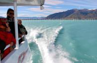 decouverte du lago argentine