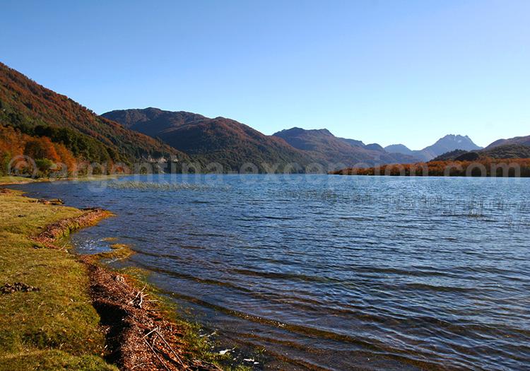 Lac Escondido, Route des 7 Lacs