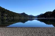 Lac Espejo Chico Patagonie