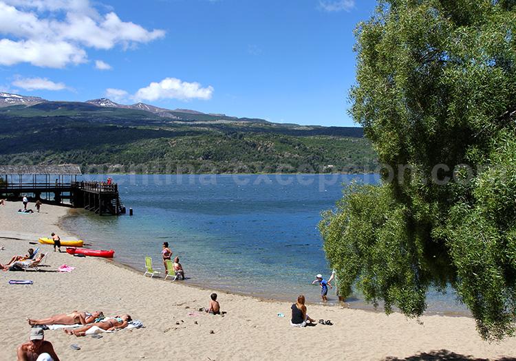 Lac Futalaufquen, Puerto Limonao, Esquel