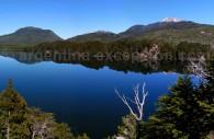 Lac Machónico route des 7 lacs
